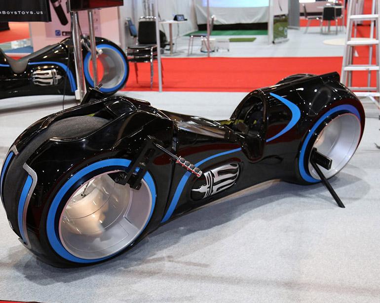 The Innovation Luxury Lifestyle Exhibition Big Boys Toys Las